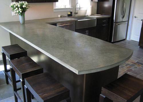 Concrete Countertops Drew Vanessa