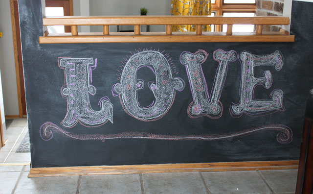 love-chalkboard-wall
