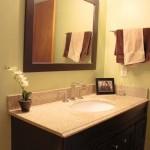 Cornhusk Green – Bathroom Update