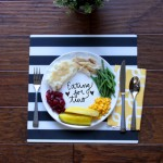Eating for Two – Thanksgiving 2013