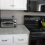 Kitchen Update: Backsplash Tile Sealed