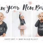 New Year, New Baby – Happy 2017